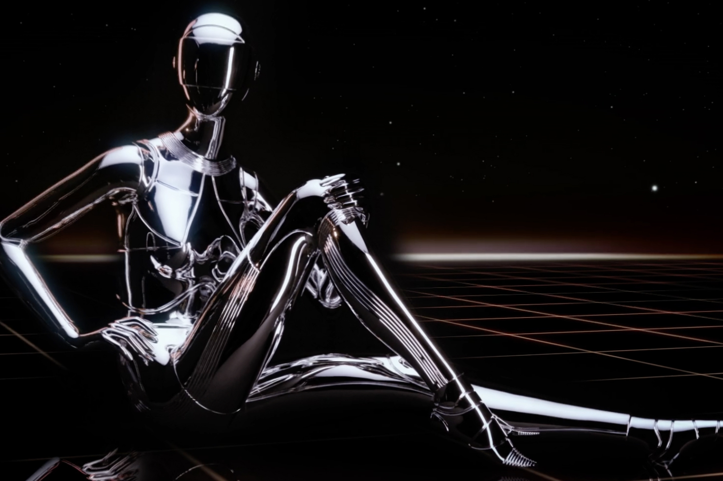 "Louis Vuitton Premieres ""Space Travel of the Digital Girl"""