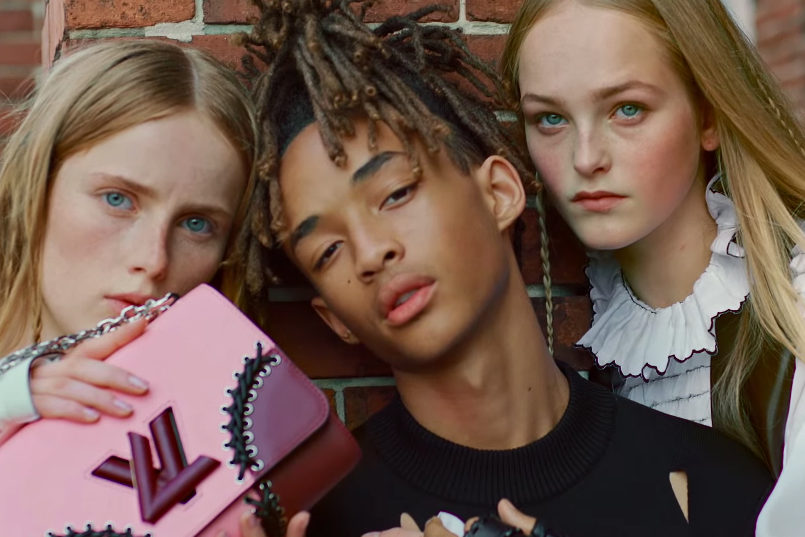 "Louis Vuitton Presents ""The Heroine"" by Bruce Weber and Starring Jaden Smith"