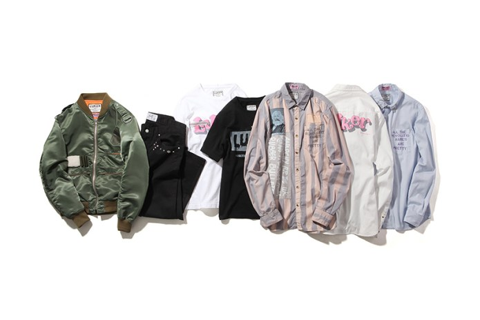 LUKER by NEIGHBORHOOD x PEEL & LIFT 2016 Spring/Summer Collection