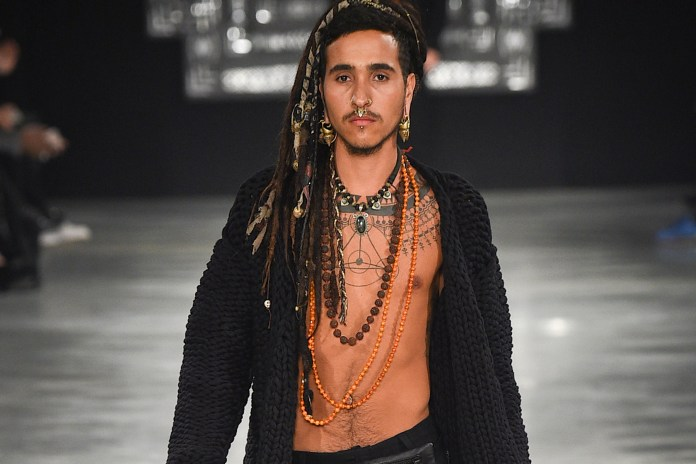 Marcelo Burlon County of Milan Goes Bohemian for Its 2016 Fall/Winter Collection