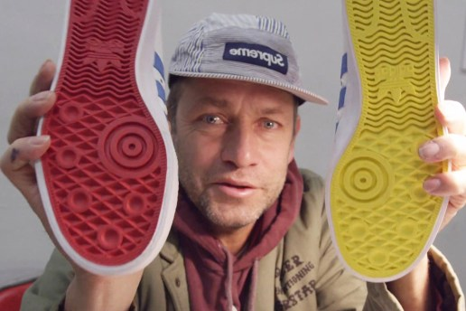 Mark Gonzales Talks the Importance of adidas's Rubber-Toed Shoes