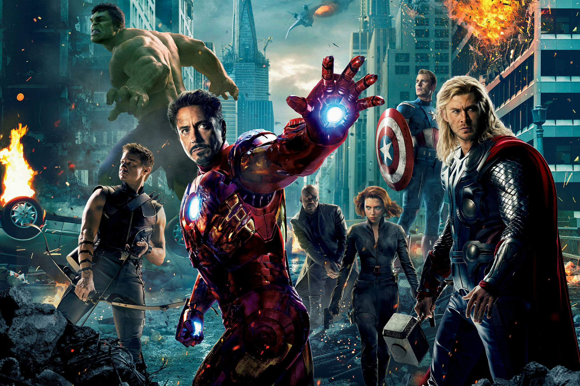 "Disney Plans to Produce Marvel Movies ""Forever"""