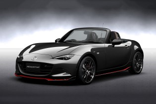 Mazda Reveals Its Upcoming Racing Concept Vehicles for TAS 2016