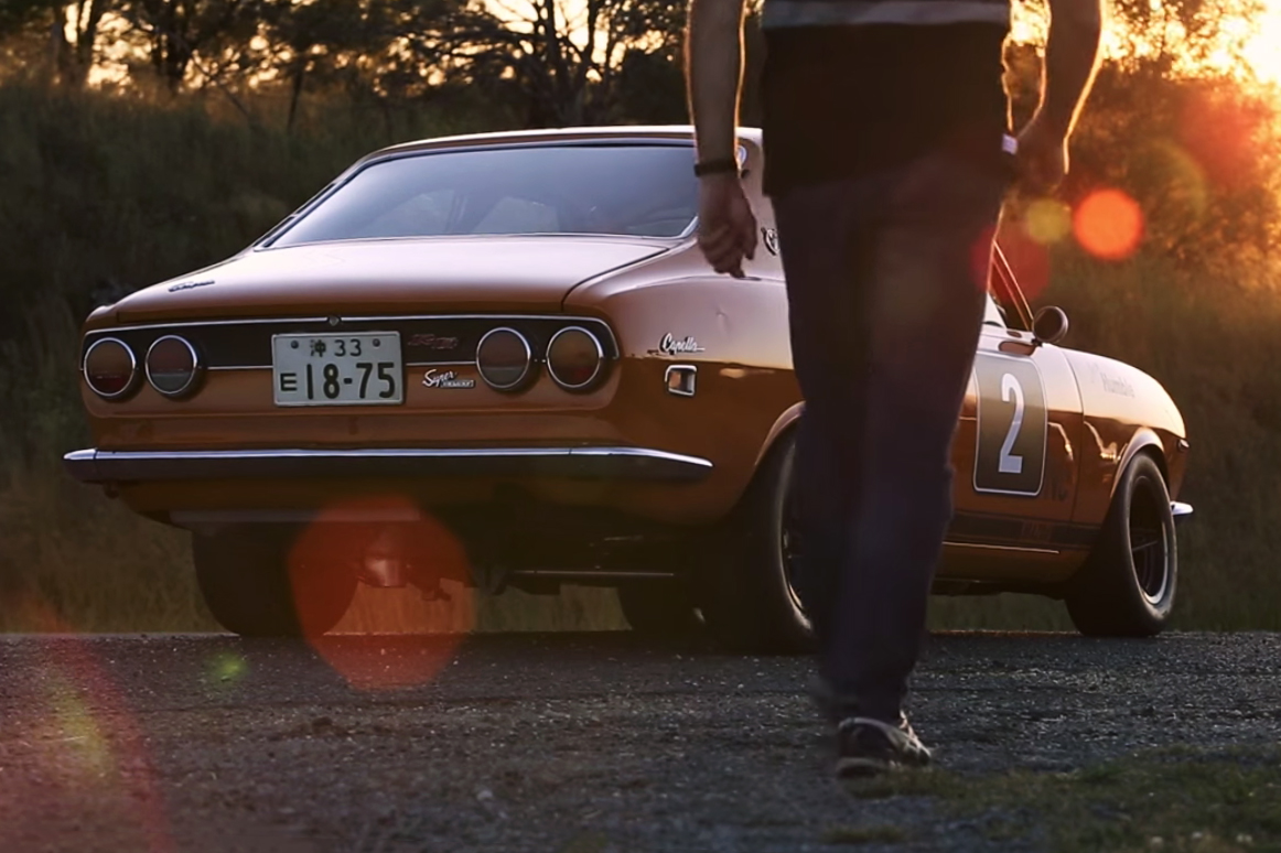 The 1971 Mazda RX-2 Is a Killer Bee