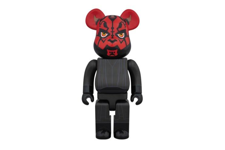 Star Wars x Medicom Toy Darth Maul 400% Bearbrick