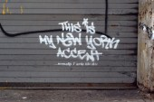 Meet Legendary Street Artist Banksy