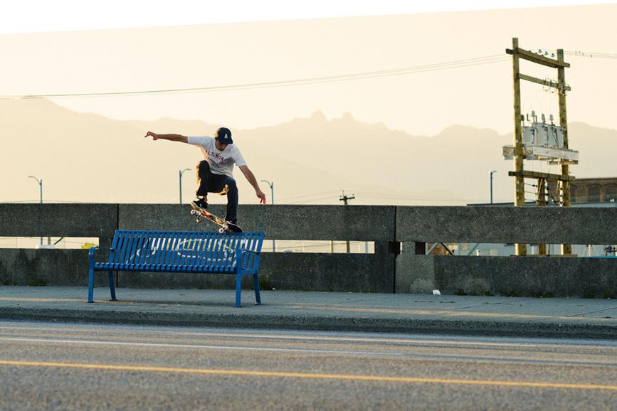 Meet the Vancouver Skate Scene's Rising Photographer Gordon Nicholas