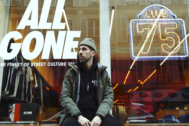 Foot Patrol and adidas Celebrate All Gone's Tenth Anniversary in New Mini-Documentary