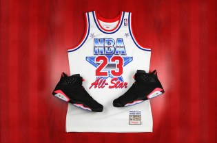 Mitchell & Ness Honors MJ's 1991 All-Star Appearance With a Special 25th Anniversary Release