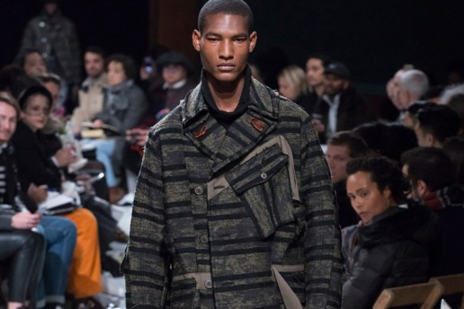 MIHARAYASUHIRO Plays With Textures and Patterns for Its 2016 Fall/Winter Collection