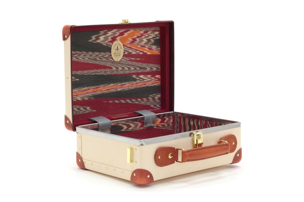 Missoni Lends Its Signature Fabrics to Globe-Trotter's Bags