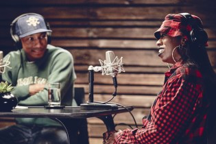 Missy Elliott Reflects on Her Musical Rarity With Pharrell & Scott Vener on #OTHERtone