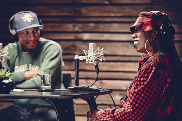 Missy Elliott Reflects on Her Musical Rarity With Pharrell & Scott Vener on #OTHERtone