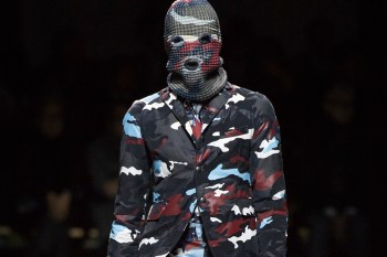 Moncler Gamme Bleu Goes Camo for Its 2016 Fall/Winter Collection