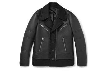 This Neil Barrett Jacket Is Perfect for Various Occasions