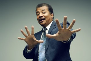 Neil deGrasse Tyson Ethers B.o.B on 'The Nightly Show'