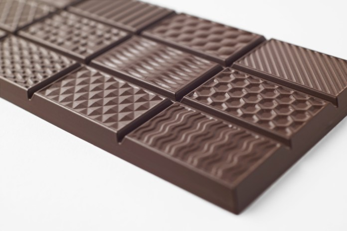 "nendo Looks to Update Chocolate Bars With ""chocolatexture"""