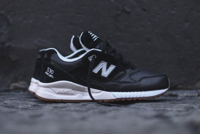 New Balance 530 Premium Black