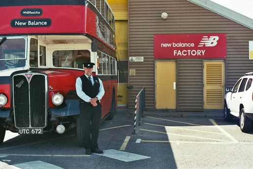 Tour New Balance's Storied Flimby Factory in This 35mm Film Photo Essay