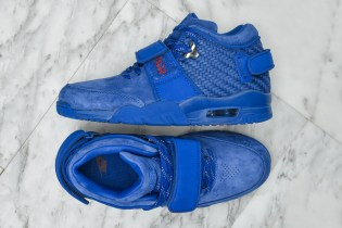 "Nike Air Trainer Cruz ""Rush Blue"""