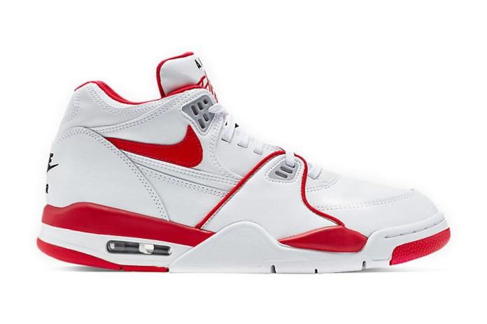 Nike Air Flight '89 White/Red