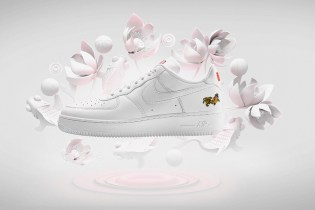 "Nike Air Force 1 QS NAIKE ""NIAN HUA"""