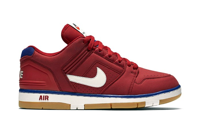 Nike Re-Releases the Air Force II Low