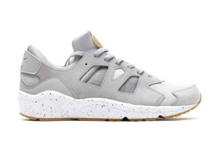 "Nike Air Huarache International PRM ""Wolf Grey"""