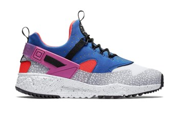 Nike Is Dropping Another Safari-Printed Air Huarache Utility