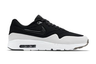 "Nike Air Max 1 Ultra Moire ""Black/White/Smoke"""