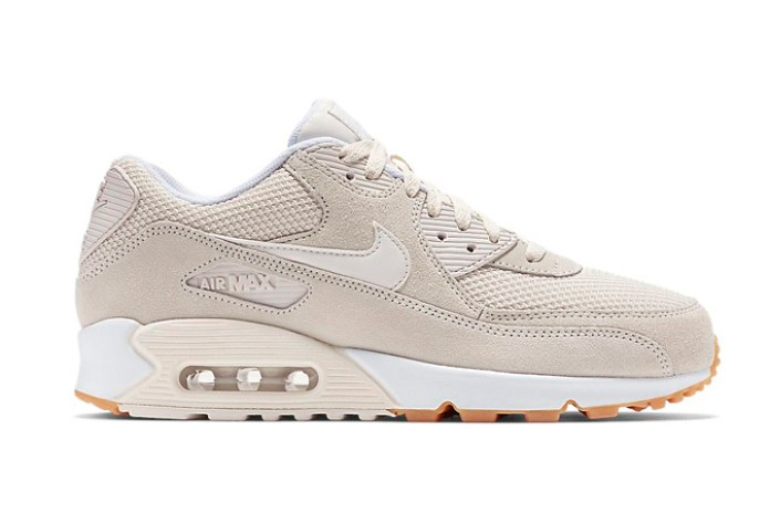 "Nike Gives the Air Max 90 a ""Phantom"" Colorway"