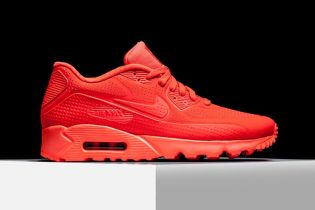 "Nike Air Max 90 Ultra Moire ""Bright Crimson"