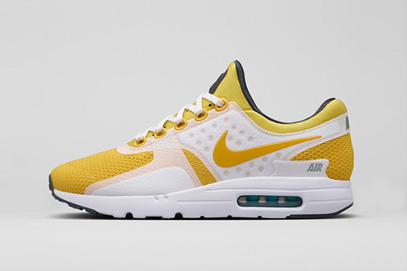 "Nike Air Max Zero ""Yellow"""
