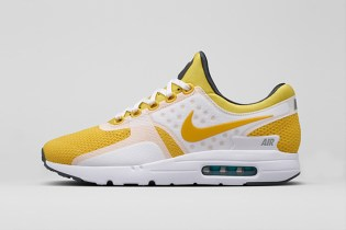 "Nike Air Max Zero ""Yellow"""