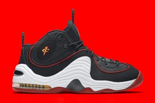 "Nike Is Bringing Back the Air Penny 2 ""Miami Heat"""