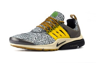 "Nike Debuts a ""Safari"" Air Presto"