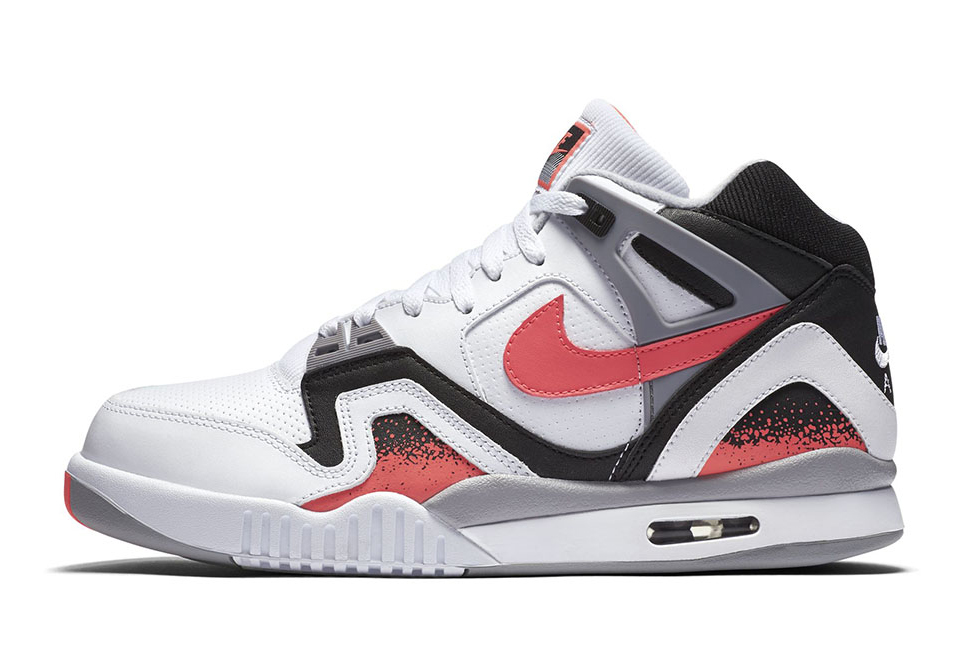 """Nike's Memorable """"Hot Lava"""" Air Tech Challenge 2 Is Set for Another Return"""