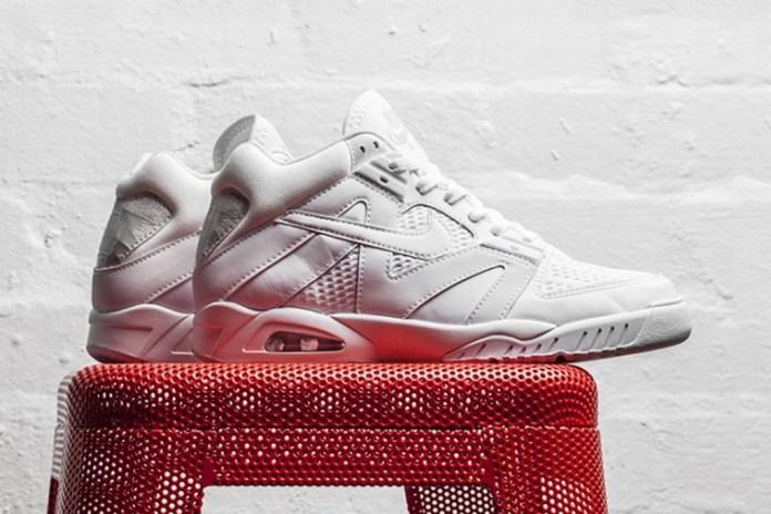 "Nike Air Tech Challenge III ""Triple White"""