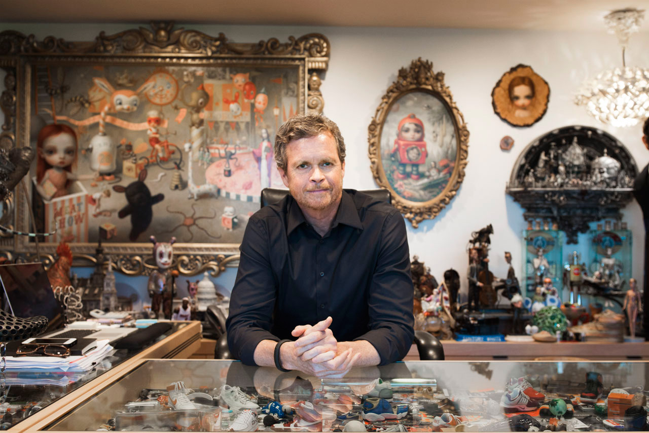 Nike CEO Mark Parker Added to Disney's Board of Directors