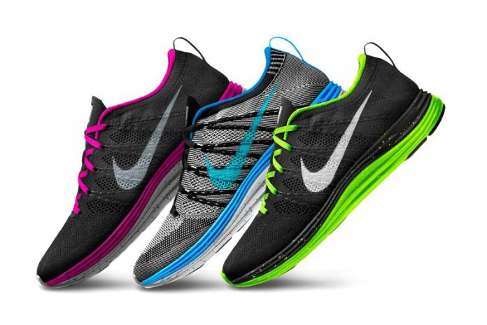 Nike Files Patent for Custom Flyknit and Wearable Sneaker Technology
