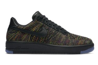 Nike's Flyknit Air Force 1 Low Is Releasing Sooner Than You Think