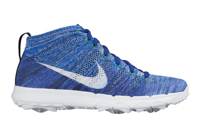Nike's Flyknit Chukka Gets a Golf Makeover