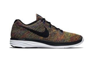 """Nike Flyknit Lunar 3 """"Multicolor"""""""