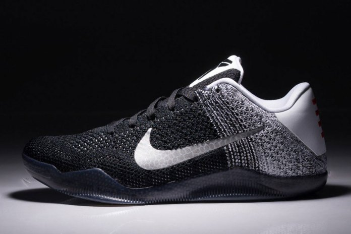 A Closer Look at the Nike Kobe 11 Black/White