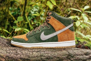 "Nike SB Dunk High PRM ""Homegrown"""