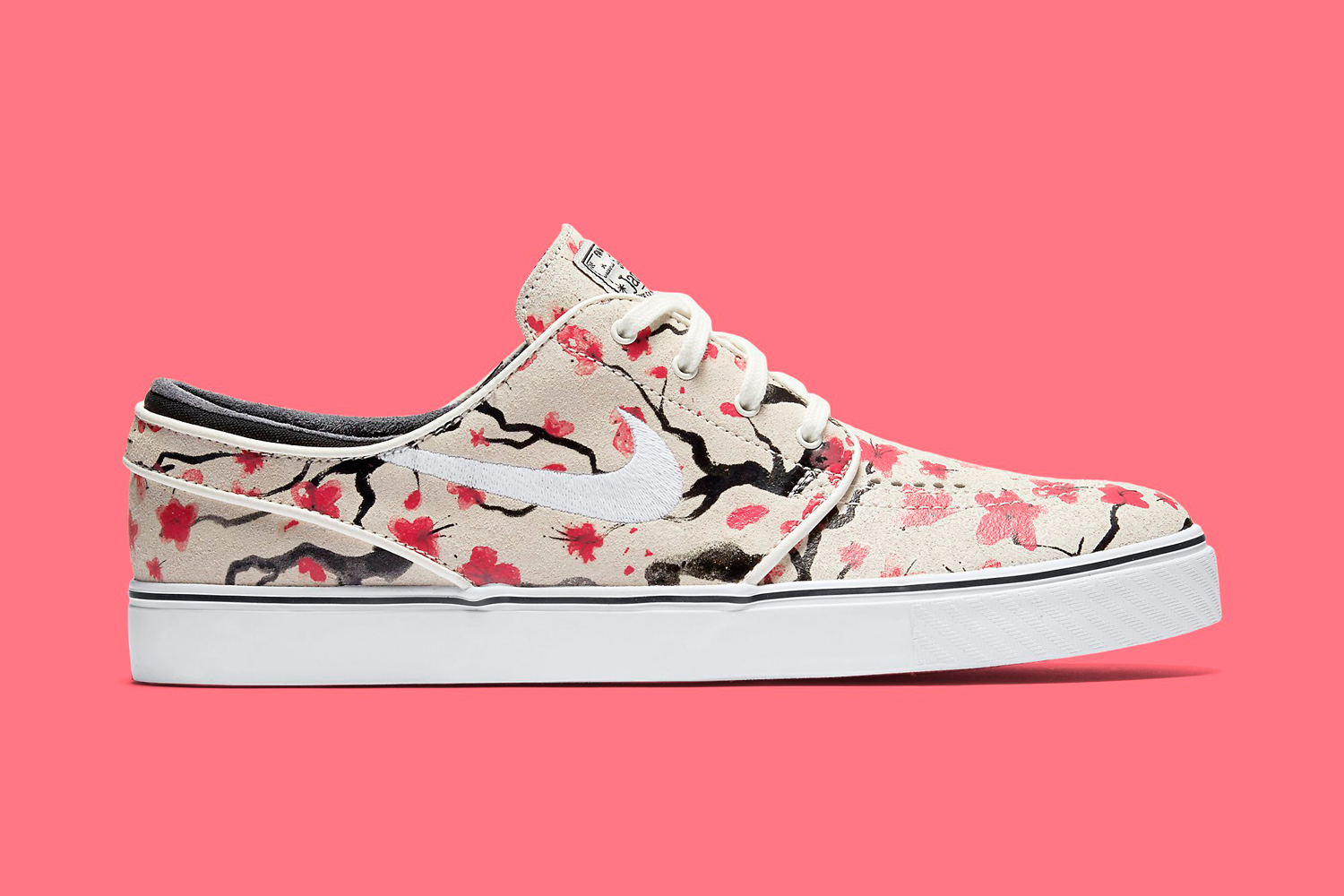 """Nike SB's Zoom Stefan Janoski Silhouette is Next Up to Get the """"Cherry Blossom"""" Treatment"""