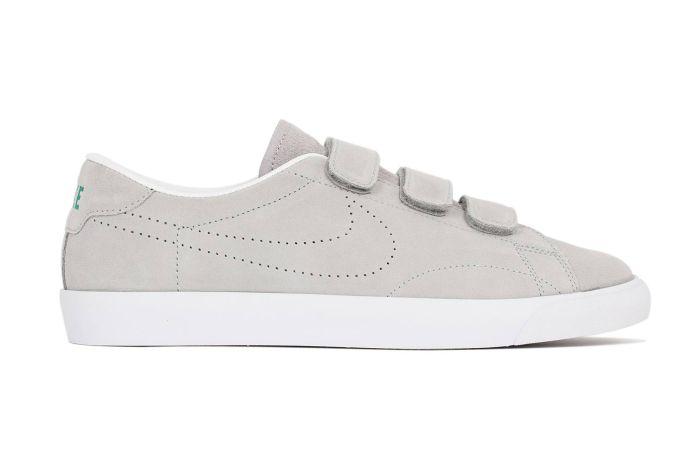 "Nike Tennis Classic AC Velcro ""Wolf Grey"""