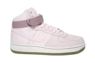 """Nike WMNS Air Force 1 High Premium """"Bleached Lilac"""""""