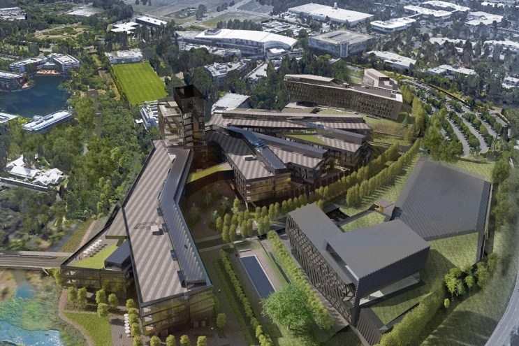 Nike Reveals the Design for a 3.2-Million-Square-Foot Expansion to Its Beaverton Headquarters