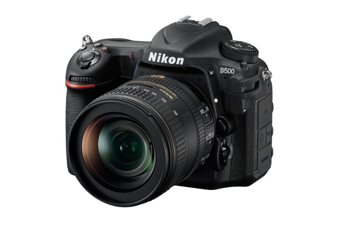 The New Nikon D500 Is Proof You Don't Need a Full-Frame Camera